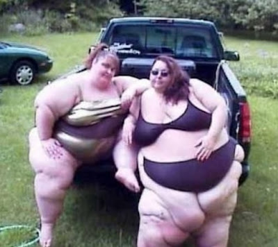 The Craziest Fat People Surprising Pic