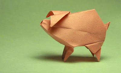 awesome and beautiful paper origami art crazy pics