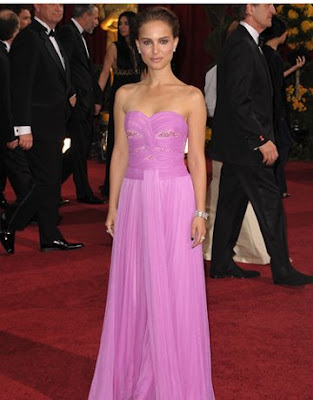 Natalie Portman in Rodarte.