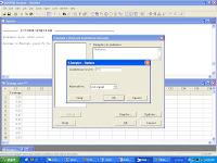 Minitab 1 sample t screenshot