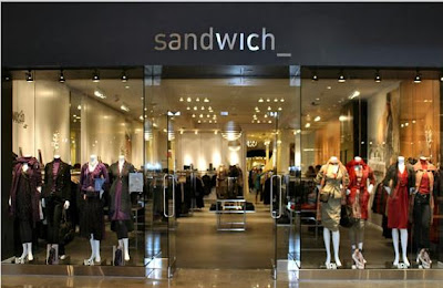 Sandwich european fashion label las vegas