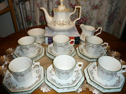 Eternal Beau Teaset