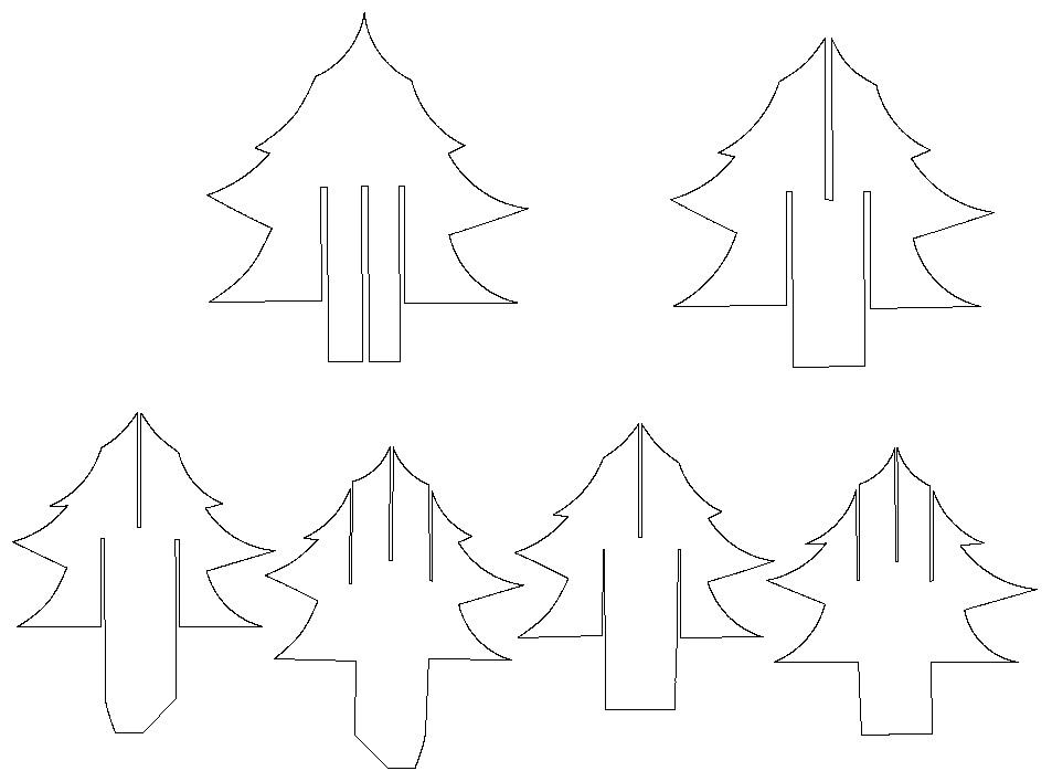 steffies hexenhaus pop up weihnachtsbaum karte mit link. Black Bedroom Furniture Sets. Home Design Ideas