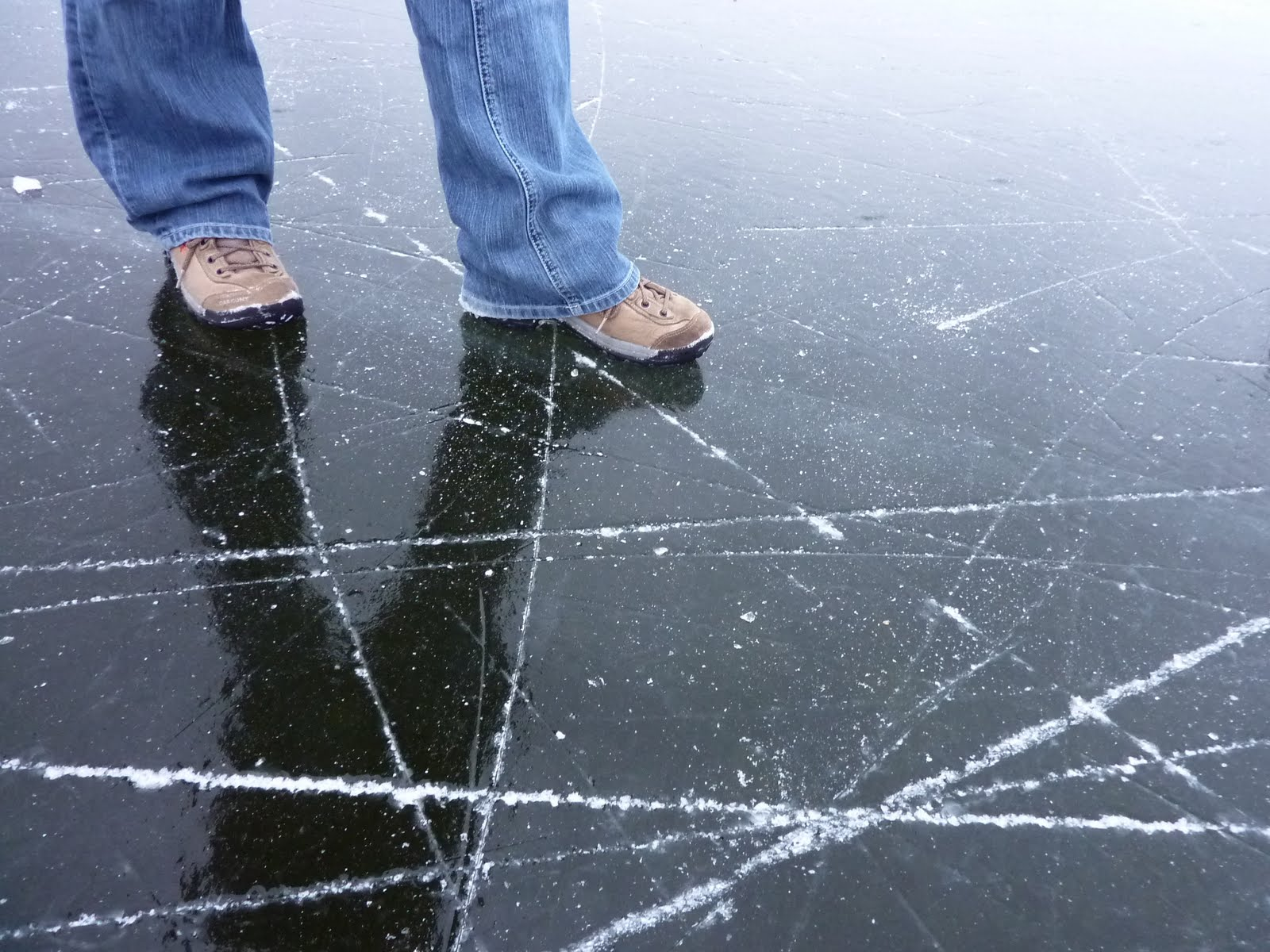 Image result for walking on ice