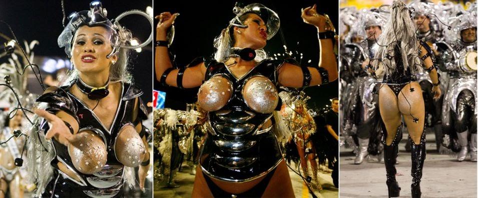 Carnaval 2009 part 1 axel