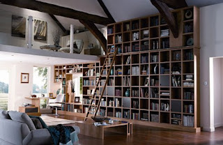And Heres A Pic Of My Ultimate Dream Wish To Have Bookcases