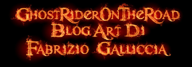 Ghost Rider On The Road - Fabrizio Galliccia - fabrizio galliccia