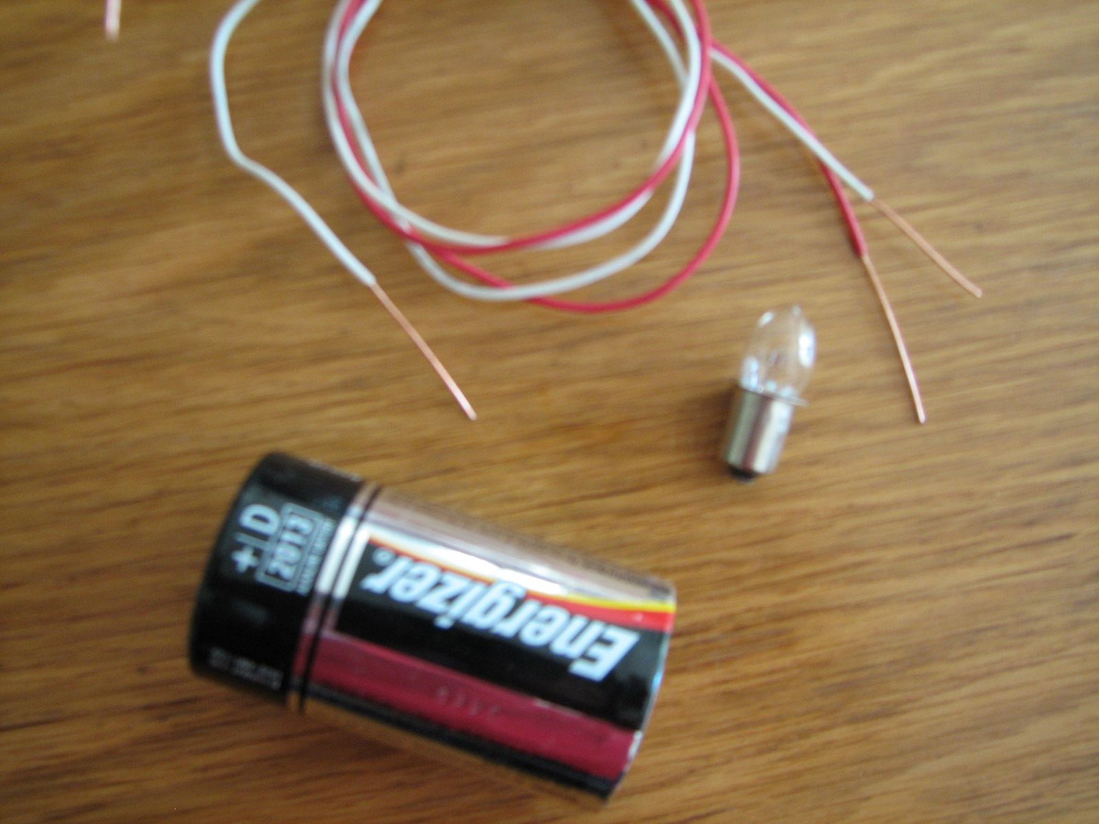Science Matters Electricity Light A Lightbulb Electric Circuit You Make In This Project Is Simple