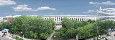 Novosibirsk nanoteknoloji merkezi