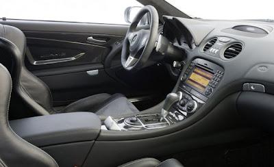 2010 Mercedes-Benz SL65 AMG Black Series Interior