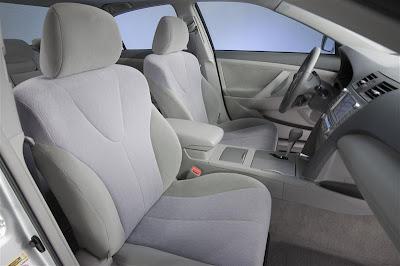 2010 Toyota Hybrid Camry Seats