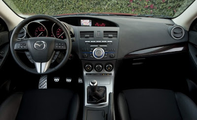 2010 Mazdaspeed Interior