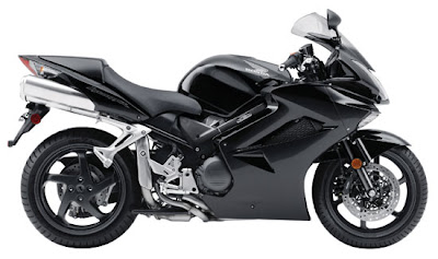 2009 Honda Interceptor VFR800FI Black Series