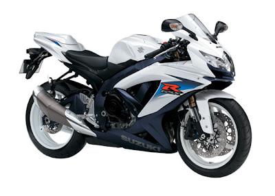 2010 Suzuki GSX-R600 Picture