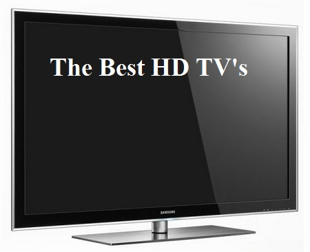 The Best HD TV's