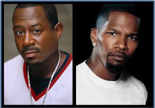Martin lawrence jamie foxx bet performance