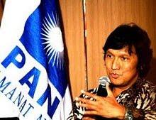 Amanat Partai bagi Ikang Fawzi di Lampung Selatan: PAN