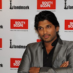 Allu Arjun at Southscope Promotional Event
