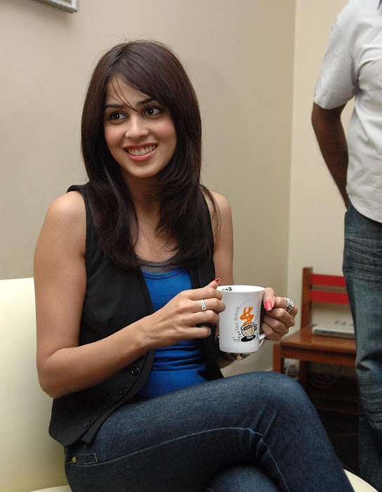 genelia awesome looking from katha press meet cute stills