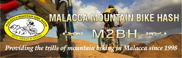 Malacca Mountain Bike Hash (M2BH)