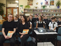 Graphic Novel Workshops in Schools
