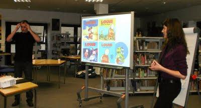 Comic Workshops