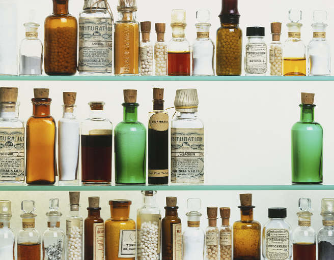 Homeopathic medicine vipera