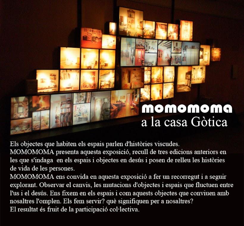 MOMOMOMA: En TRANSIT # de l'objecte a l'espai