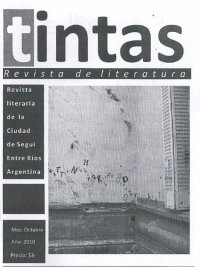 Revista de Literatura Tintas