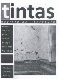 Revista de Literatura Tintas