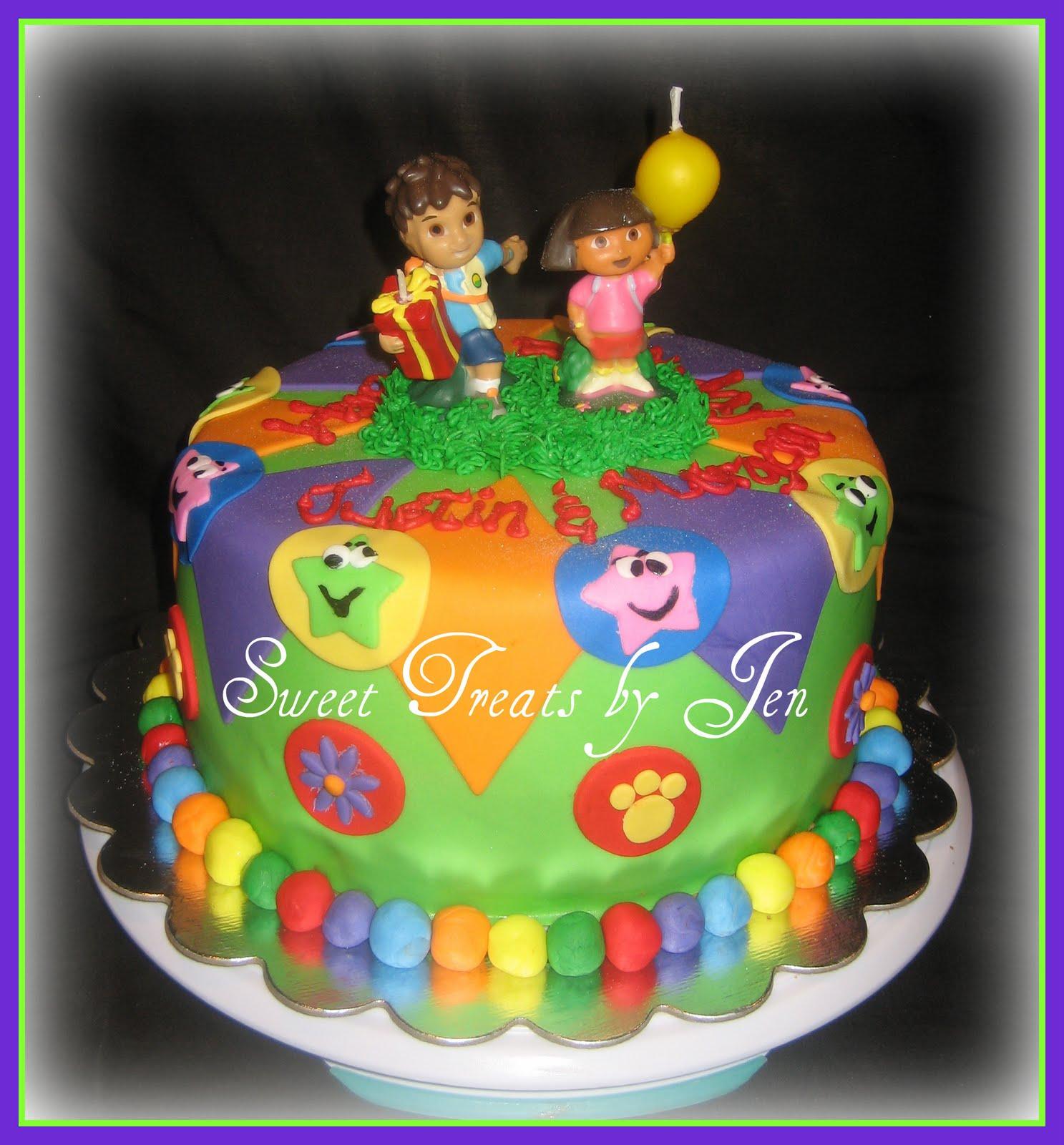SweetTreats By Jen: More Kids Cakes