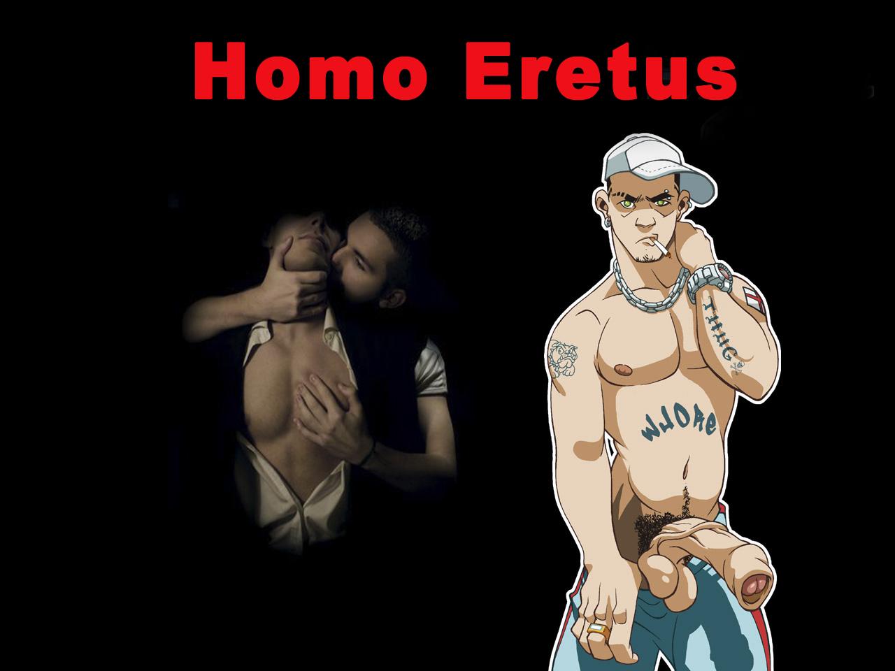 Homo Eretus