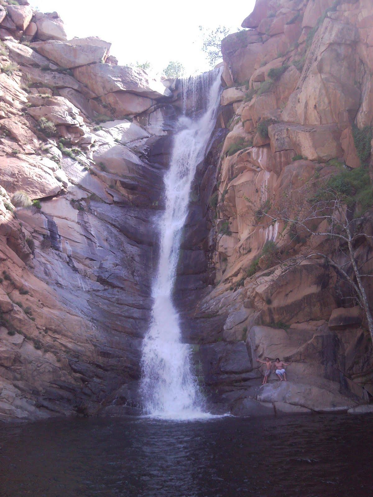 San Diego Hikers Cedar Creek Falls