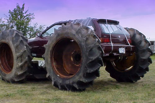 Cars Funny Monster Cars