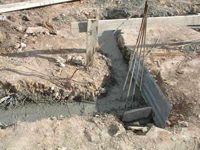 Estructuras bajo nivel fundaciones arquidiaria for Como se hace una pileta de natacion de hormigon