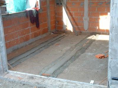 Diario de un arquitecto las carpetas y los trabajos ocultos for Materiales para hacer un piso