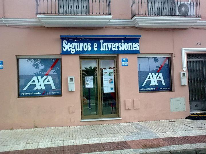 Axa seguros oficina alcala del rio reinventando en alcala for Axa seguros sevilla oficinas