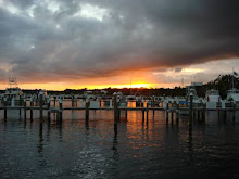 Boat Harbour sunset