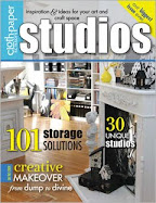 See my studio in Studios Magazine