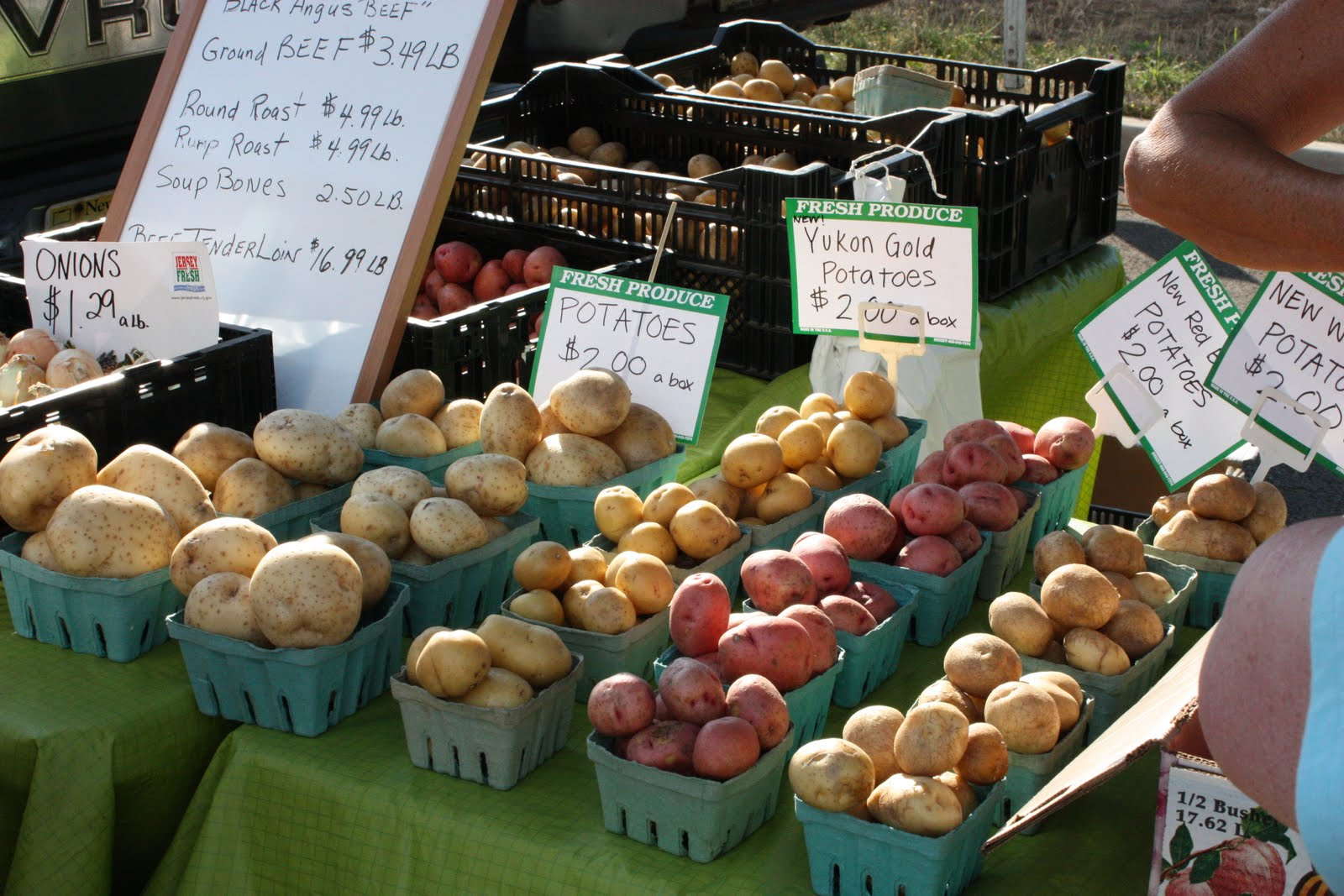 Jersey Foodies Bordentown City Farmer S Market Every