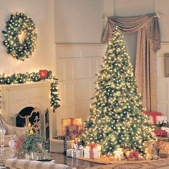 Navidad como decorar el arbol de navidad - Arboles navidad decoracion ...