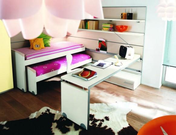 Decora tu casa fotos dise o y decoraci n de dormitorios for Cuartos de nina de 9 anos modernos
