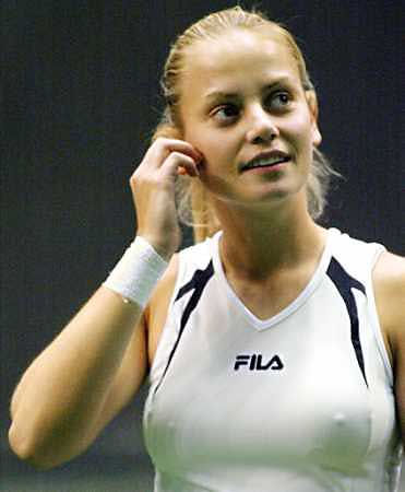 Hot Female Tennis Players