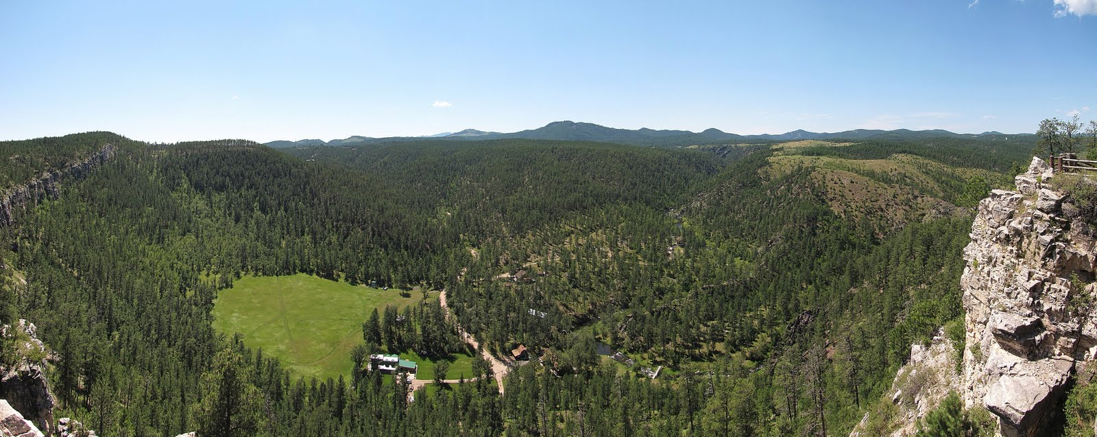 hiking and black hills The black hills is one of the most special places in the country  a couple of  fishing docks and a hiking trail around the water provide for a.
