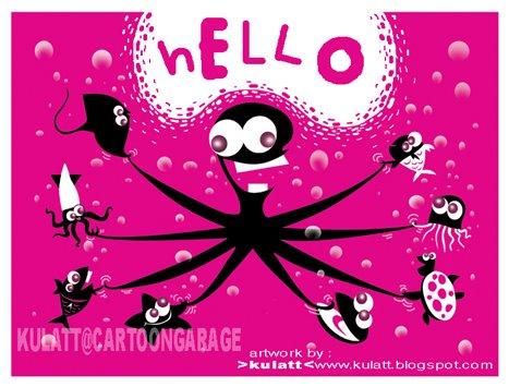 octopus & frenzz