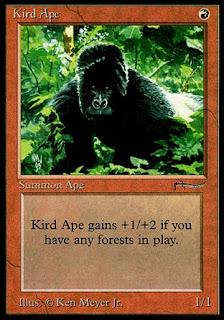 Kird ape de Arabaian Nights