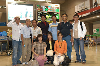>Thee Lay Thee Troupe in Japan for Nargis Fund Raising