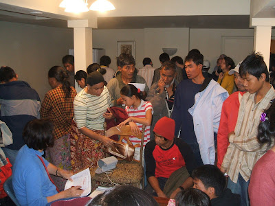 >free medical check up for Burmese immigrants in Colorado