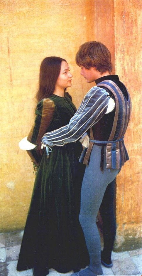 Romeo and Juliet 1968 Dress