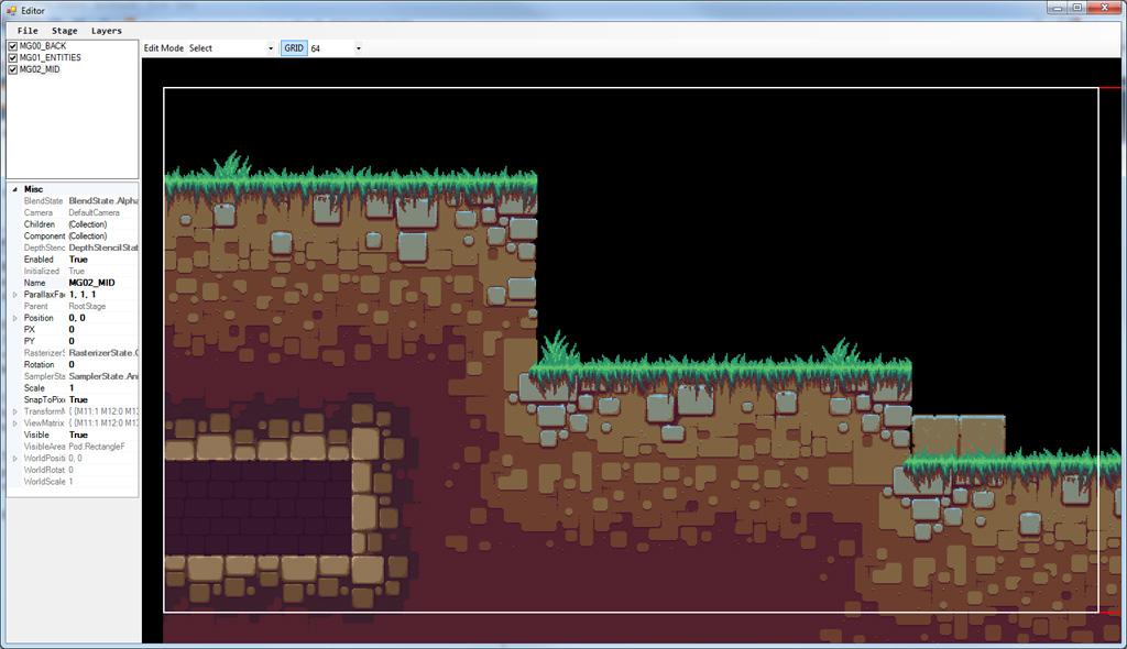 Booniverse Xna Platformer Game